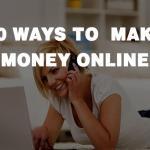 10-ways to make money online