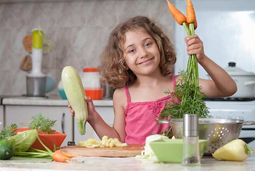 healthy food pickiest child