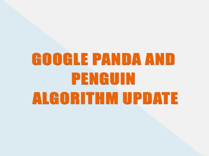 algorithm update