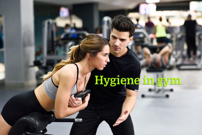 hygiene in gym
