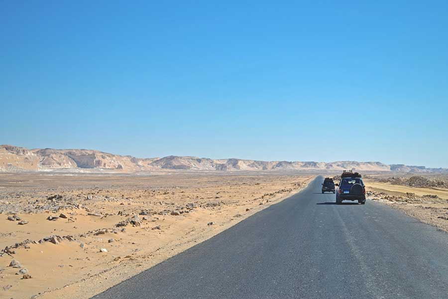 Egypt Road traffic