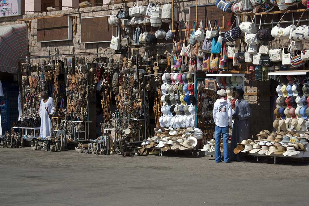 Shopping in Egypt