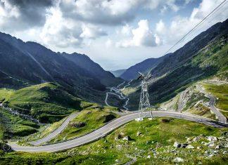 mountains in Romania