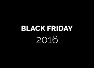 Black Friday 2016.