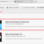 Download-YouTube Video Chrome