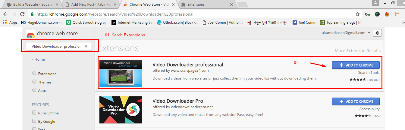 download youtubevideo