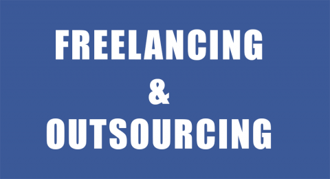 Freelancing And Outsourcing: Ways To Go.