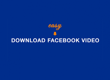 How to Download Facebook Video.
