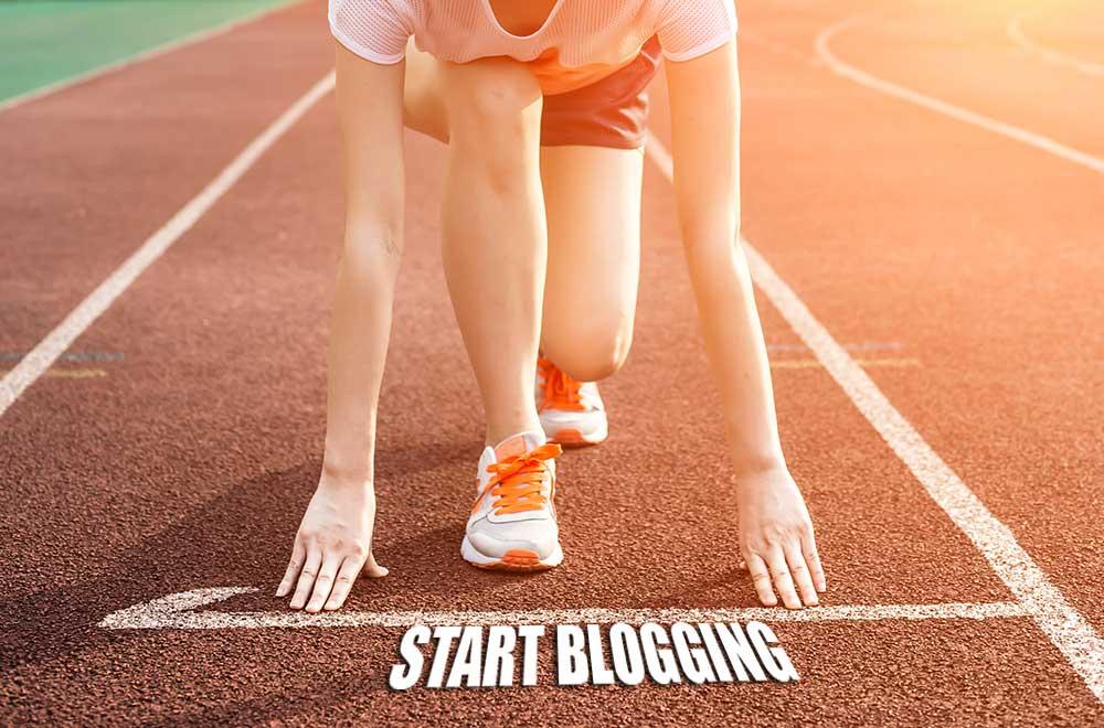 Start Blogging