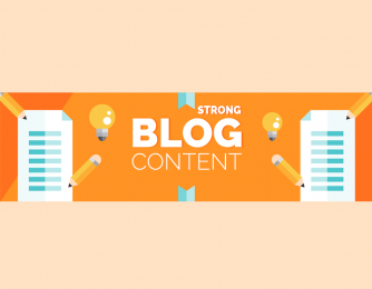 How to create strong blog content?