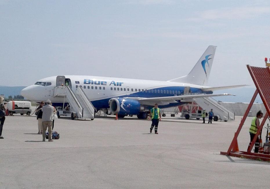 Romania Travel by Plane