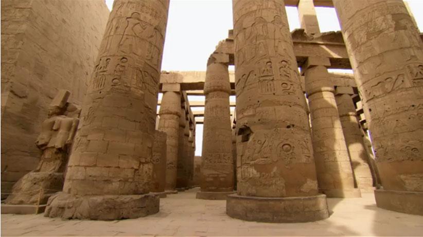 Luxor's Karnak Temple-