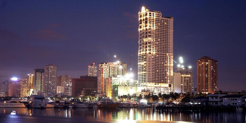 Philippines tourism manila.