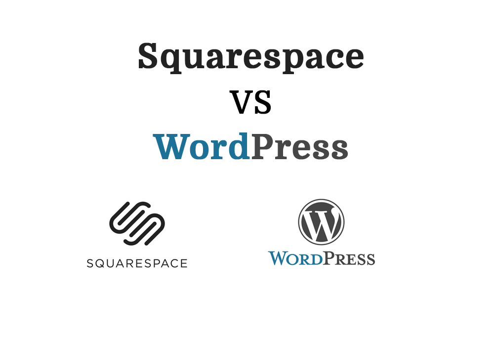 Which is the best website builder | Squarespace VS WordPress