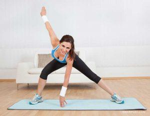 10 Tips for Permanent Fitness | women fitness