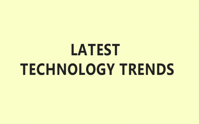 latest technology trends