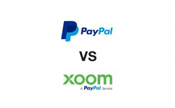 paypal vs xoom